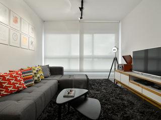 Johnny Thomsen Arquitetura e Design Soggiorno moderno