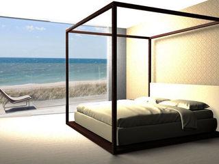 Elena Valenti Studio Design Dormitorios de estilo colonial