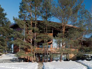 Название Eclectic style houses
