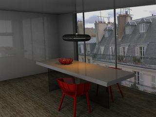 Elena Valenti Studio Design Salones de estilo moderno