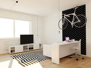 Ale design Grzegorz Grzywacz Minimalist living room
