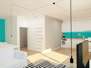 Ale design Grzegorz Grzywacz Modern living room