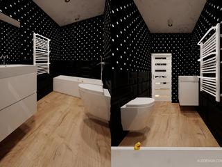 Ale design Grzegorz Grzywacz Minimalist bathroom