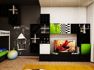 Ale design Grzegorz Grzywacz Modern nursery/kids room