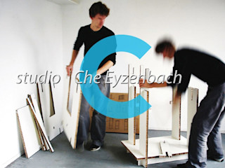 studio Che Eyzenbach Living roomCupboards & sideboards