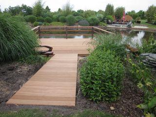 Van Dijk Tuinen Groningen Country style garden