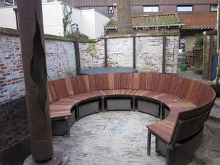 Van Dijk Tuinen Groningen Rustic style garden