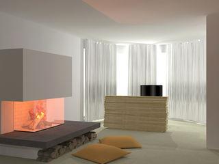 Innenarchitektur Schucker & Krumm Salon minimaliste