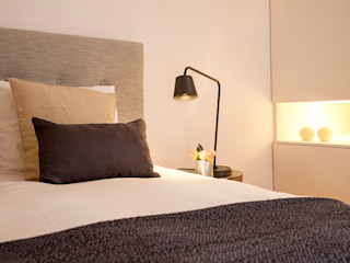 Staging Factory BedroomLighting