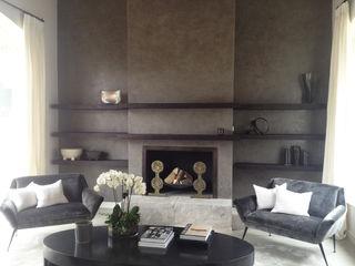 Harrogate Polidori Barbera Design Salones de estilo moderno