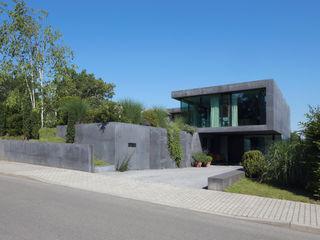 Einfamilienhaus D Architekturbüro Dongus Moderne Häuser