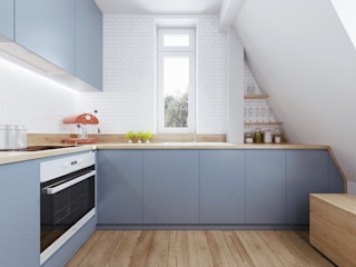 081 architekci Kitchen