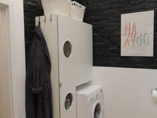 Studio Projektowe RoRO interior + design Kamar Mandi Gaya Eklektik