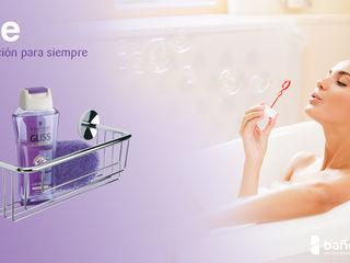 Accesorios de baño adhesivos Baño Diseño BañosTextiles y accesorios
