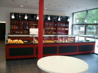 Ladenbau TS Innenausbau GmbH Schreinerei Moderne Gastronomie