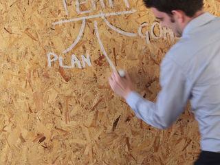 Dry-erase wallcoverings Tektura Wallcoverings BureauAccessoires & décorations