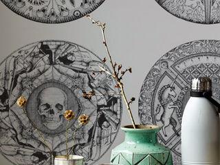 Digitally printed bespoke wallcoverings and window graphics Tektura Wallcoverings Murs & SolsRevêtements de mur et de sol