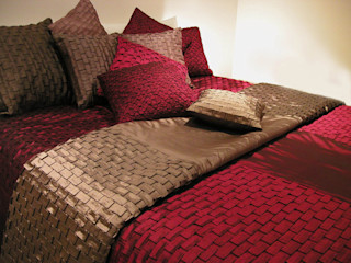 Throw & Cushion Sets Nitin Goyal London DormitoriosTextiles
