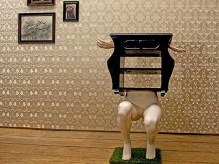 Cucú in het interieur Cucú Kunst Kunstobjecten