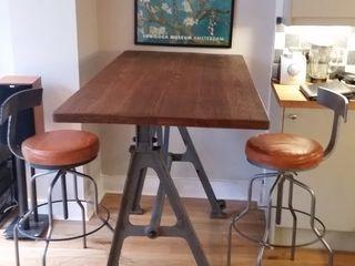 Dining and meeting tables V I Metal Ltd КухняСтоли та стільці