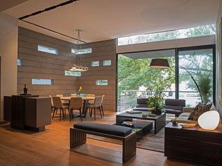 Faci Leboreiro Arquitectura Modern dining room