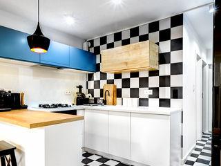 COCO Pracownia projektowania wnętrz Modern kitchen