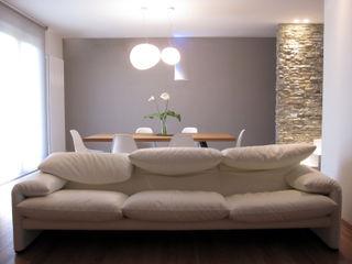 Laura Canonico Architetto Livings de estilo moderno