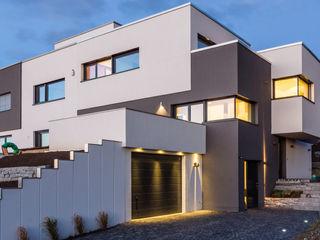 casaio | smart buildings Garagens e edículas modernas