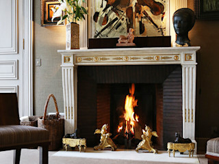Maurine Tric Living roomFireplaces & accessories