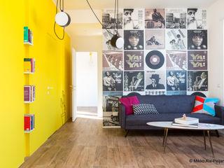 Maurizio Giovannoni Studio Ausgefallene Wohnzimmer