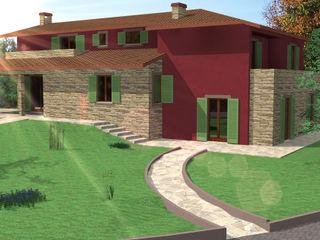 Abitazione a Bastia Umbra - Villa in Bastia Umbra Planet G Case classiche