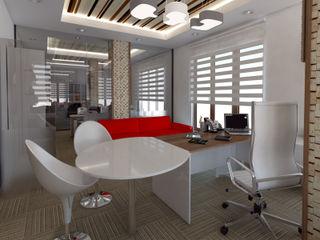 İNDEKSA Mimarlık İç Mimarlık İnşaat Taahüt Ltd.Şti. Office buildings