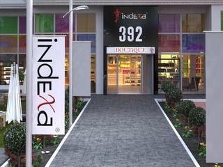 İNDEKSA Mimarlık İç Mimarlık İnşaat Taahüt Ltd.Şti. Interior landscaping