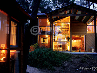 patrick eoche Photographie d'architecture Asian style houses