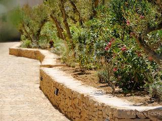 patrick eoche Photographie d'architecture Mediterranean style garden