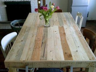 Palletideas KitchenTables & chairs