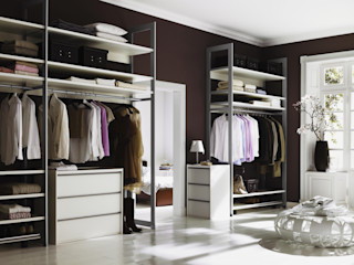 CARE MOBILIARIO MADRID,S.L. Eclectic style dressing room