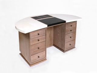 Bespoke Furniture Commissions Rupert Bevan Ltd Study/officeDesks