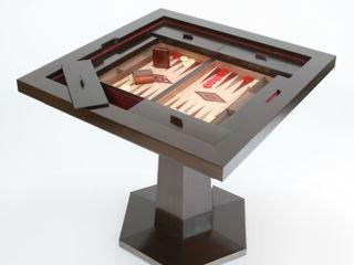 Bespoke Furniture Commissions Rupert Bevan Ltd Multimedia roomFurniture