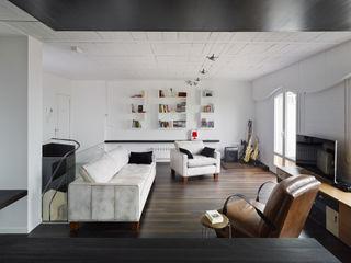 Ameneiros Rey | HH arquitectos Living room