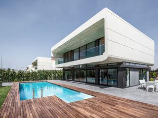 BK House Bahadır Kul Architects Будинки
