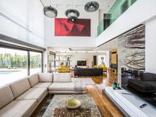 BK House Bahadır Kul Architects Modern Evler