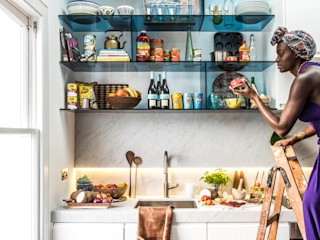 Peponi House STUDIO [D] TALE Cocinas tropicales