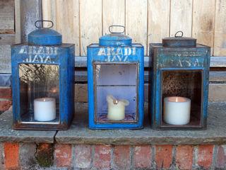 Lanterns Hen and Hammock GartenBeleuchtung