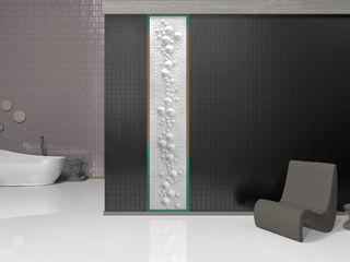Grześkiewicz Design Studio Modern bathroom