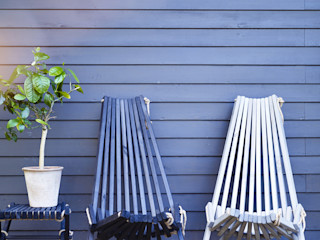 Harmen Outdoor Chair & Footstool Rowen & Wren Garden Furniture