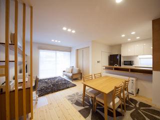 一級建築士事務所 想建築工房 Moderne Esszimmer