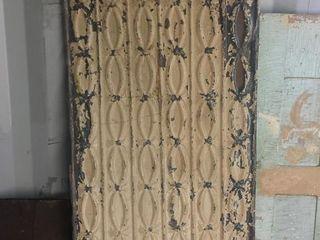 Vintage Tin Tiles Tramps (UK) Ltd Walls & flooringWall & floor coverings