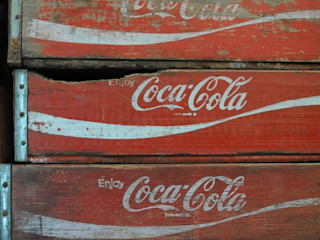 Soda crates and more. Tramps (UK) Ltd HouseholdAccessories & decoration