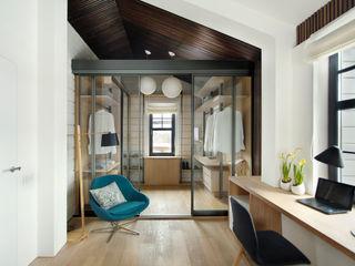ZE|Workroom studio Scandinavian style dressing room
